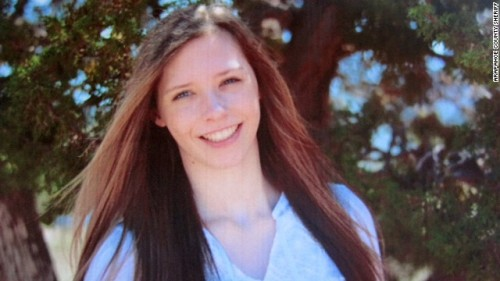 Wounded Arapahoe HS student Claire Davis