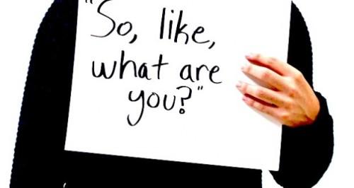 """Mais microagressão que produz traumas: perguntar a alguém sobre sua etnia. """"Tipicamente, microagressões são associadas a formas sutis de racismo, mas elas vão além da raça. Por exemplo, 'você joga como uma menina', é uma microagressão verbal e a ação de um indivíduo branco segurando sua bolsa porque um latino está se aproximando, é uma microagressão comportamental """". De http://lagente.org/2014/01/gentistas-share-experiences-with-microaggressions/"""