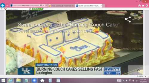 UK_burning_couch_cake