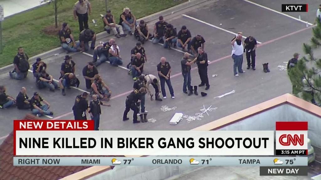 bikers 1024x576 a few thoughts on the waco biker shootout chrishernandezauthor,Waco Meme